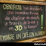 Tomarse un Café