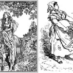 Dos versiones de Dulcinea